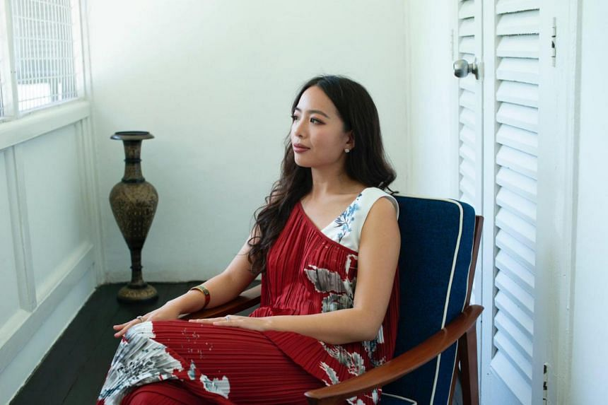 Joan Chang, 30, founder of premium lifestyle brand Ove.