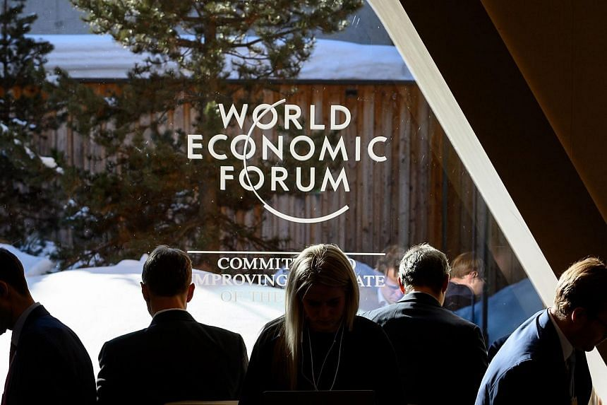 The World Economic Forum will now take place from May 25 to 28.