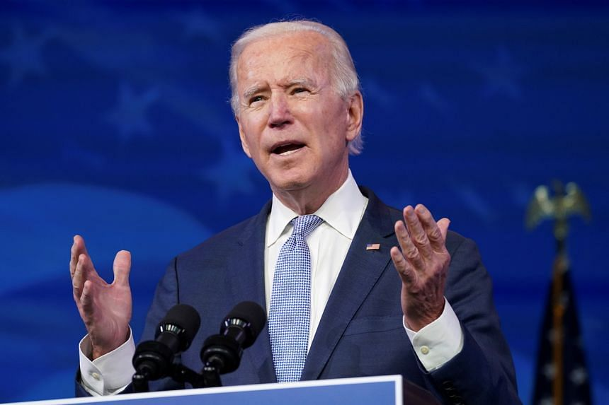 Mr Joe Biden was formally recognised by Congress as the next US president ending two months of failed challenges.