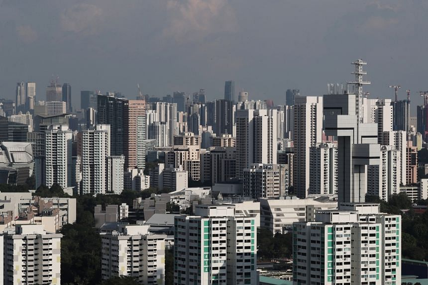 There were 82 million-dollar flats transacted in 2020, compared with 64 for the whole of 2019.