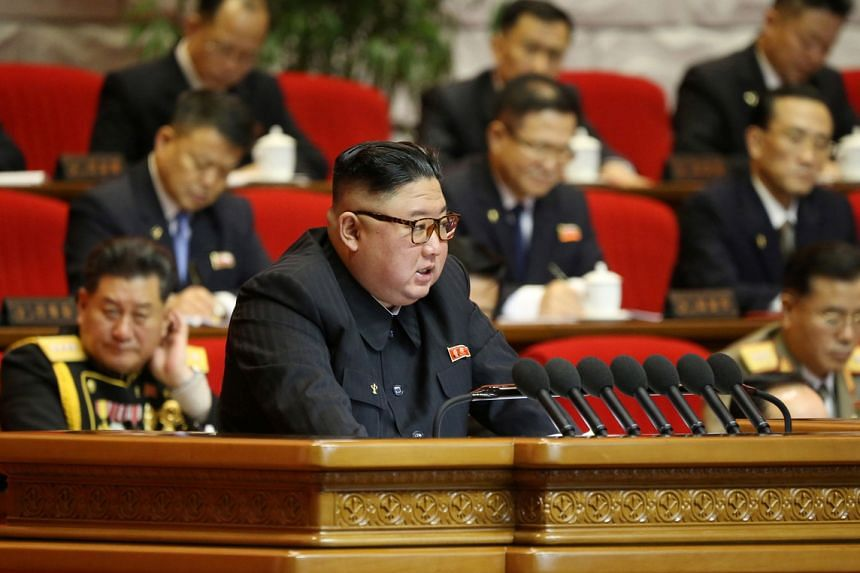 The party congress being held in Pyongyang is the first since 2016.