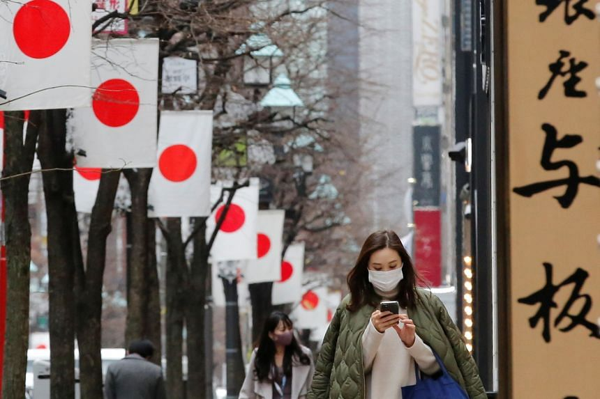 Japan saw new daily infections top 6,000 for the first time on Wednesday.