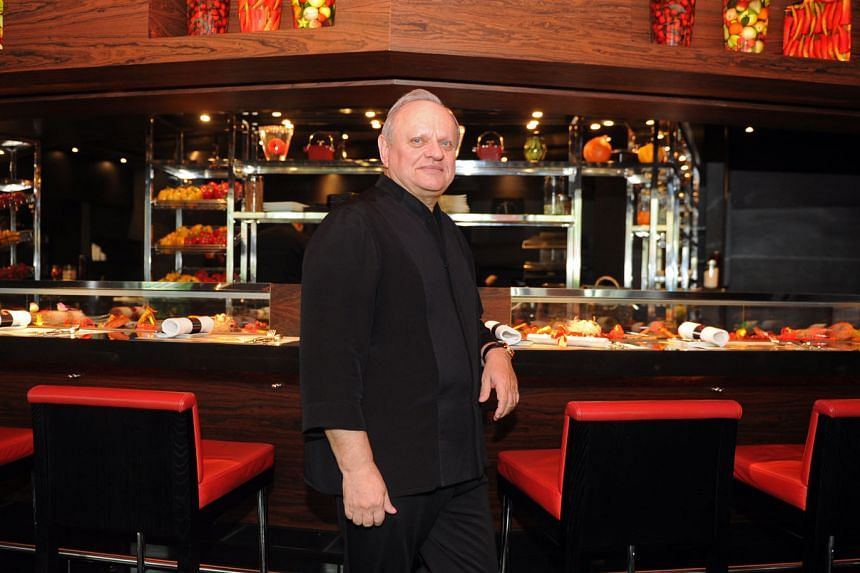 The Joel Robuchon Restaurant and L'Atelier de Joel Robuchon opened to much fanfare in 2011 at Resorts World Sentosa and closed in June 2018. A few months after they closed, the French chef-restaurateur (left) died of cancer at the age of 73.