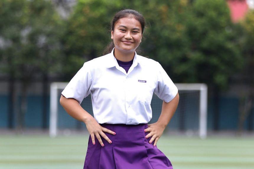 Putri Nur Syaliza Sazali will be on a four-year scholarship at Cumberland University.