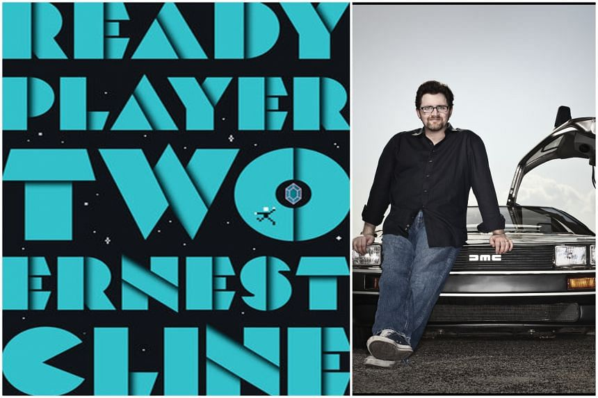 Ernest Cline says he always envisioned a trilogy of books.