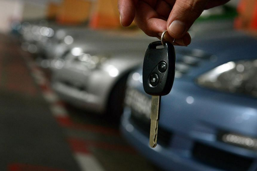 Police in the US say that forgotten fobs and keyless technology have contributed to soaring stolen car cases in the country.