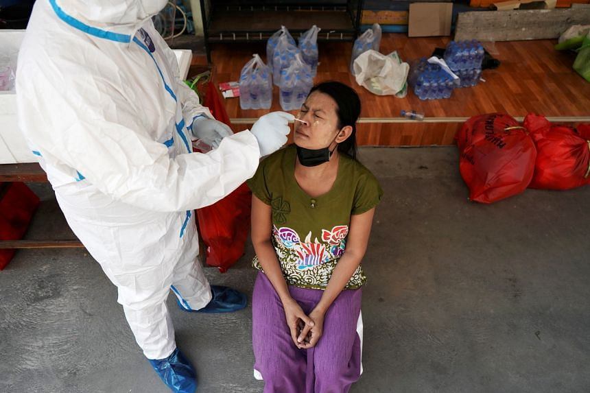 Thailand is dealing with its worst coronavirus outbreak.