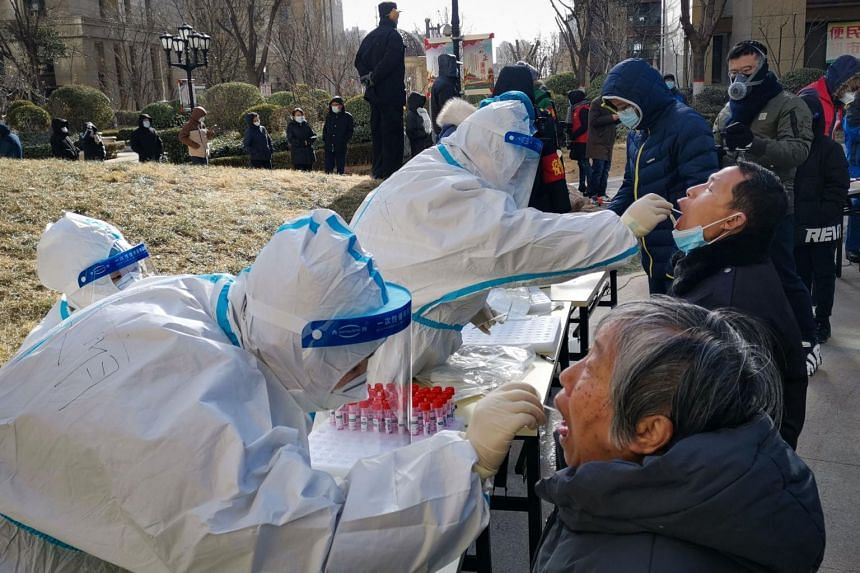 China's Hebei reports 127 new locally transmitted COVID-19 cases over week
