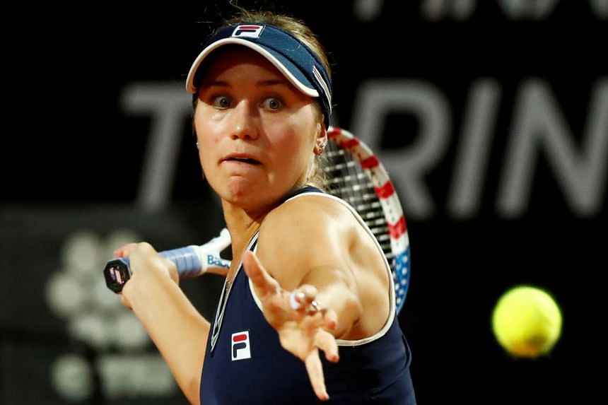 Sofia Kenin will now face 13th-seeded Yulia Putintseva for a place in the last-eight.