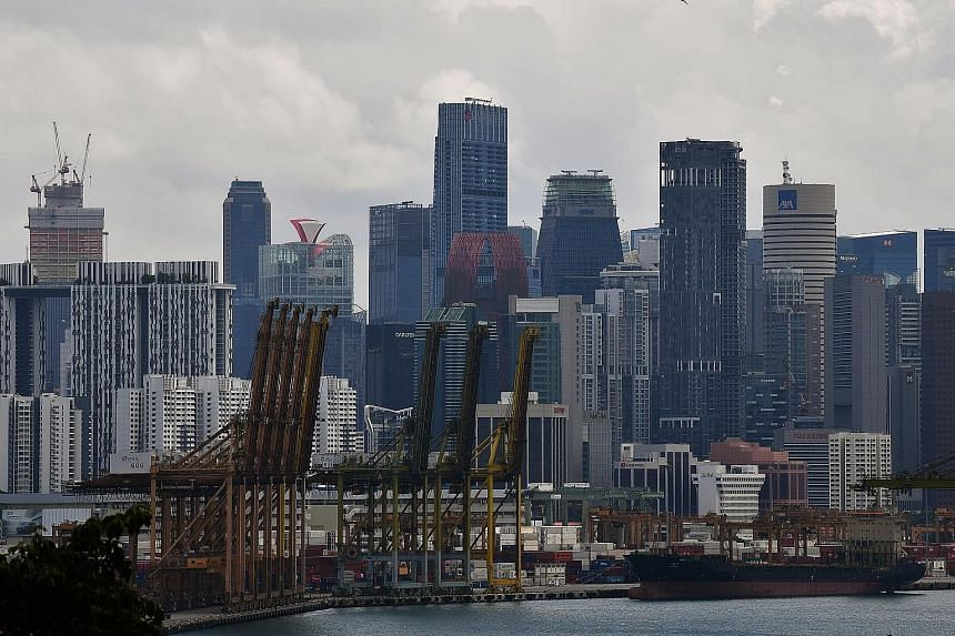 Wholesale trade companies accounted for about one-fifth of approved loans disbursed from March to December last year under schemes overseen by Enterprise Singapore, which were introduced or enhanced to tackle challenges posed by the coronavirus pande