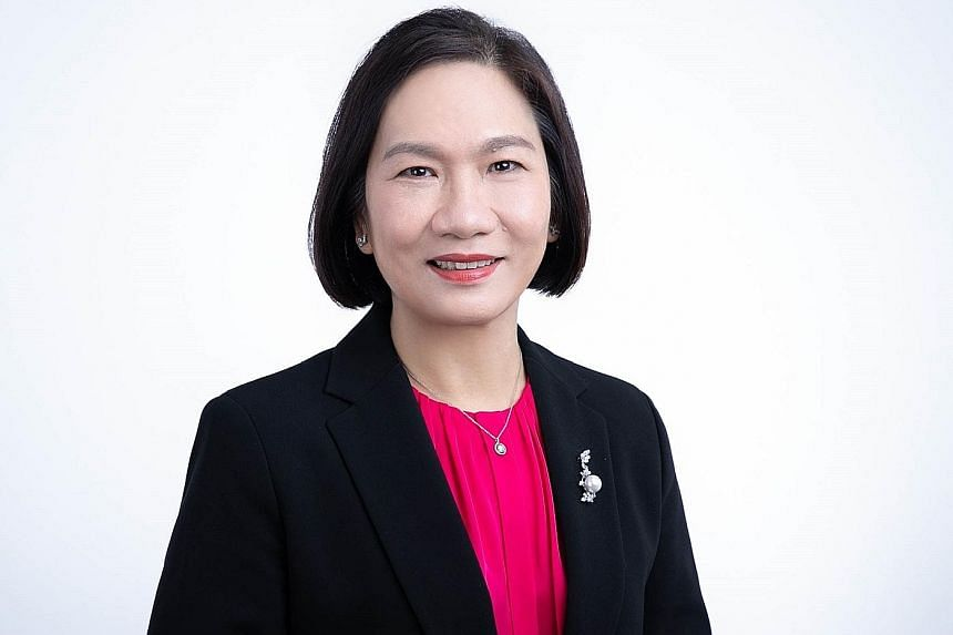 Ms Helen Wong, 59, will succeed OCBC group CEO Samuel Tsien, 66, who retires on April 14 after nine years in the top job.