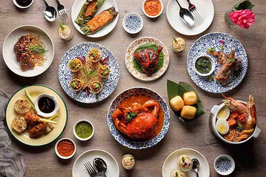 Ginger at Parkroyal on Beach Road is offering a refreshed a la carte buffet menu of local flavours, with a sprinkling of South-east Asian ones. SPH subscribers get a 20 per cent discount when they dine at the restaurant from Wednesdays to Sundays.