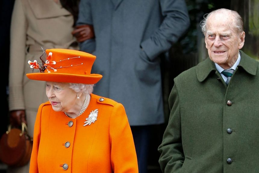 Queen Elizabeth and husband Philip are in the priority category in Britain's coronavirus vaccine rollout.