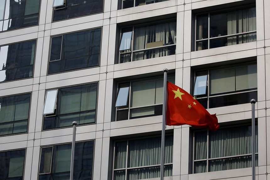The firewall refers to China's restrictions on citizens that prevent them from accessing international sites such as Google.