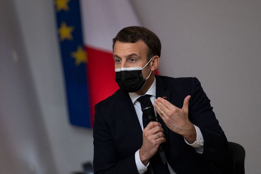 French President Emmanuel Macron, as well as Prime Minister Jean Castex, have come under criticism for the slow start to vaccinations in the country.
