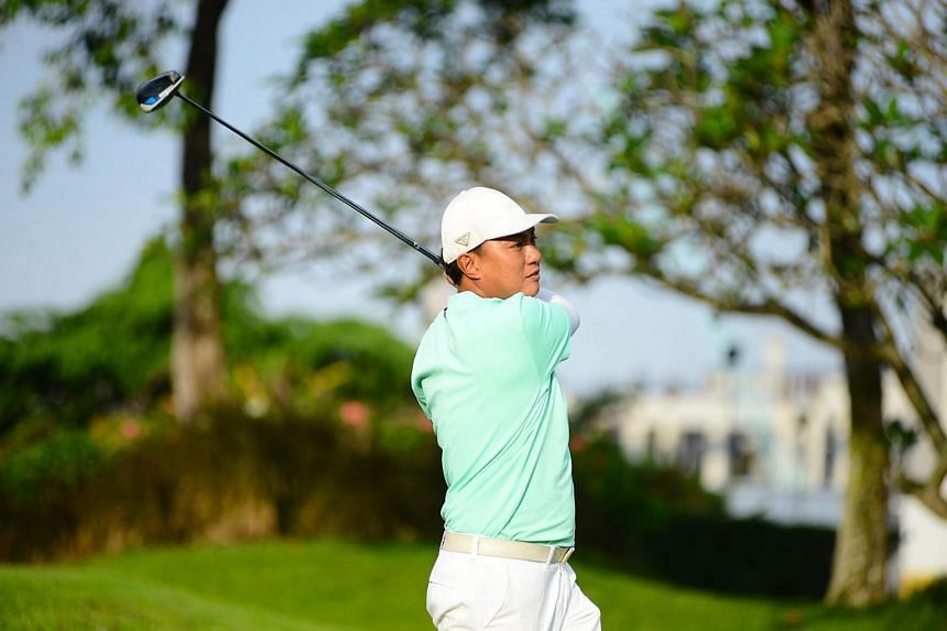 Avid golfer Kelvin Chng recently purchased two additional club memberships at Sentosa Golf Club and Laguna Country Club.