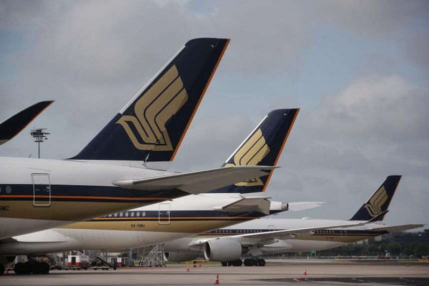 Singapore Airlines reiterated that its planes are equipped with high-efficiency particulate air filters.