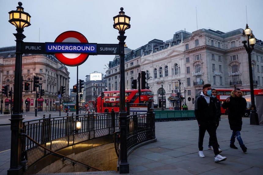 The United Kingdom crossed 3 million cases on Jan 8, 2021.