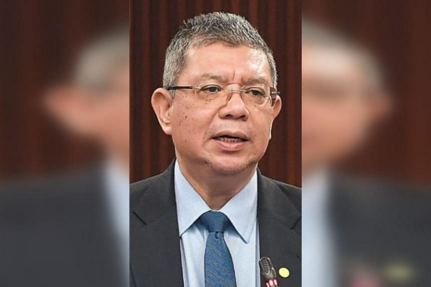 Economic Affairs Minister Mustapa Mohamed tested positive for Covid-19 on Jan 9, 2020.