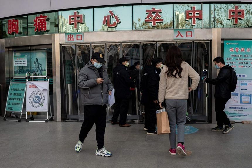 The pandemic first emerged in the central Chinese city of Wuhan in late 2019.