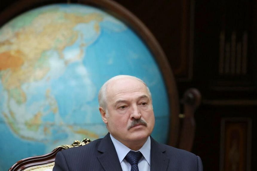 Lukashenko was quoted as saying he believed the new draft constitution would be finished by the end of 2021.
