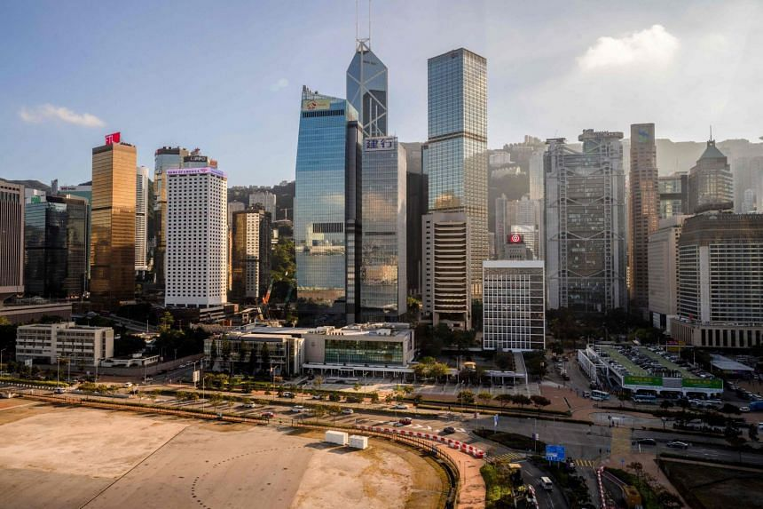 Hong Kong-based firms are finding themselves acutely vulnerable to the crossfire of spiralling tensions and competing restrictions.