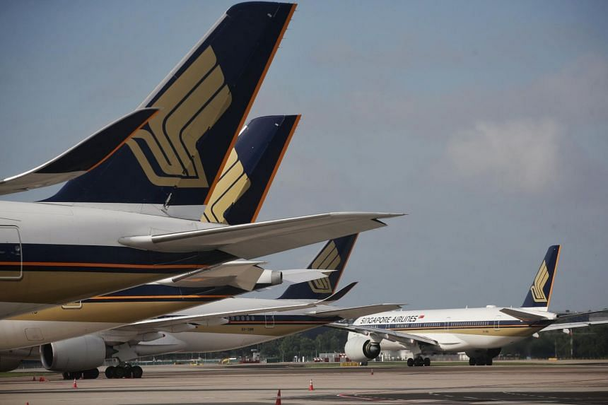 Singapore Airlines had in the past carried out debt deals in Singapore dollars rather than US dollars.