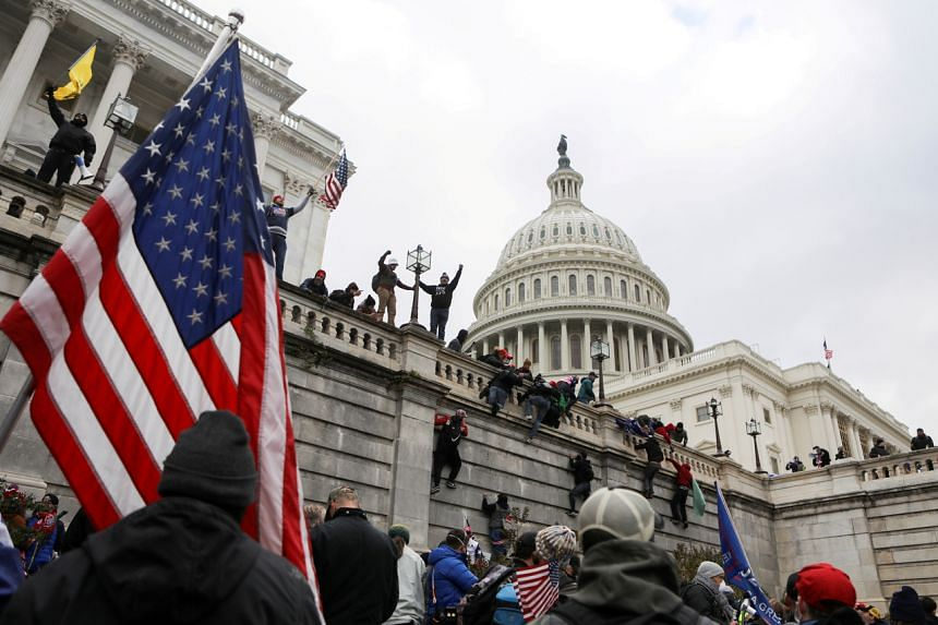Five people, including a police officer, died in Jan 6 US Capitol attacks.