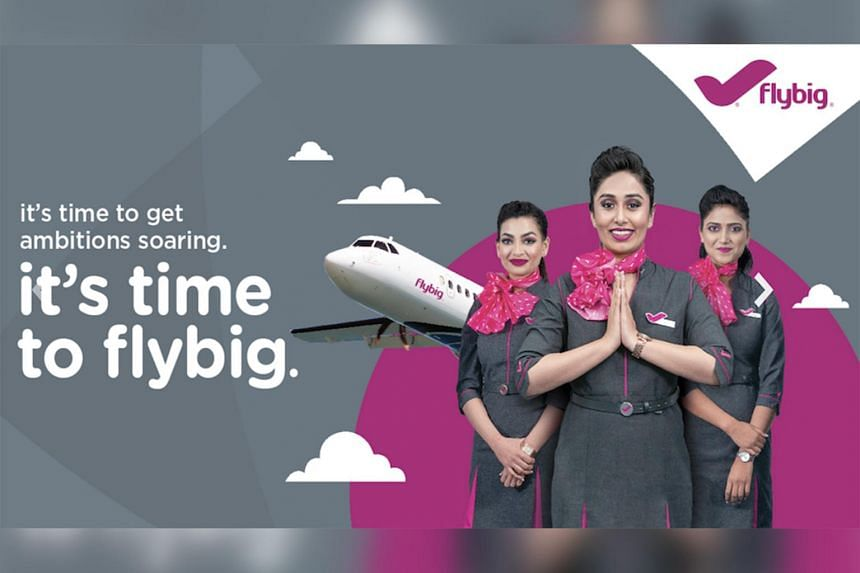 The airline has started with two planes and plans to scale up to 20 aircraft with 40 to 50 routes in three years' time, said its chief executive, Captain Srinivas Rao.