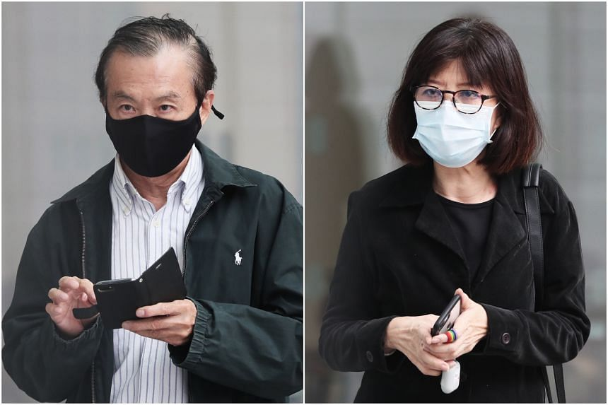 Henry Teo and Judy Teo intend to appeal against their conviction and sentence.