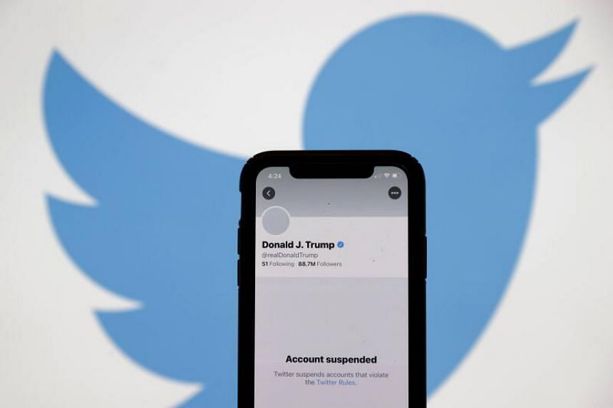 Twitter permanently banned US President Donald Trump after it decided the outgoing President's tweets breached its rules.