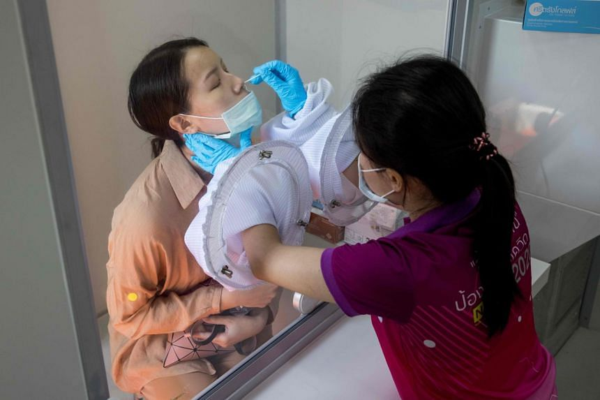 Thailand is battling its biggest wave of coronavirus infections since the pandemic began.