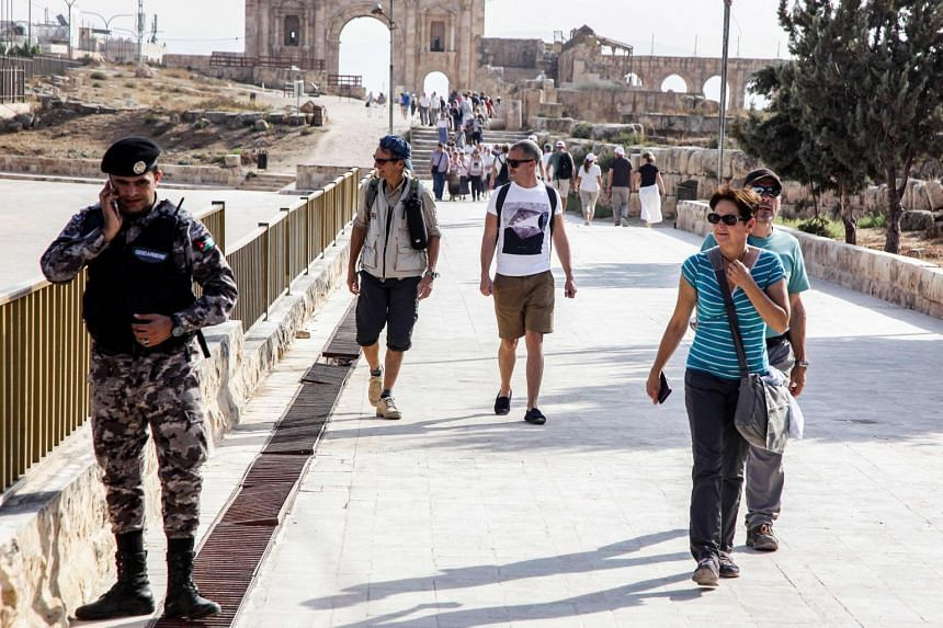 The attack in Jerash in Nov 2019 wounded three Mexican tourists and one Swiss along with four local people.