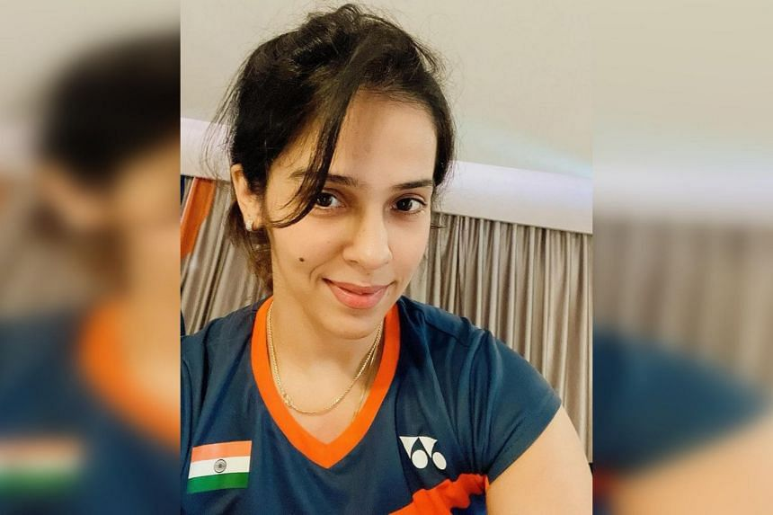 Saina Nehwal was initially withdrawn following a positive test for Covid-19.