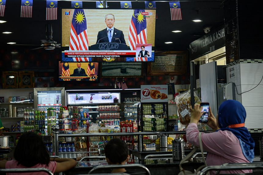 Malaysian Prime Minister Muhyiddin Yassin said that the Cabinet, state executive councils and government services will continue to function as usual.