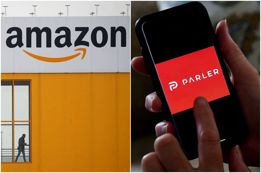Parler went offline late Sunday (Jan 10) after Amazon Web Services suspended its account.