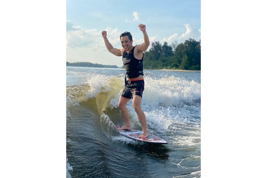 Wakesurfing school Wakemusters has doubled its monthly bookings since 2019 amid a growing demand for sea sports and thrill rides.