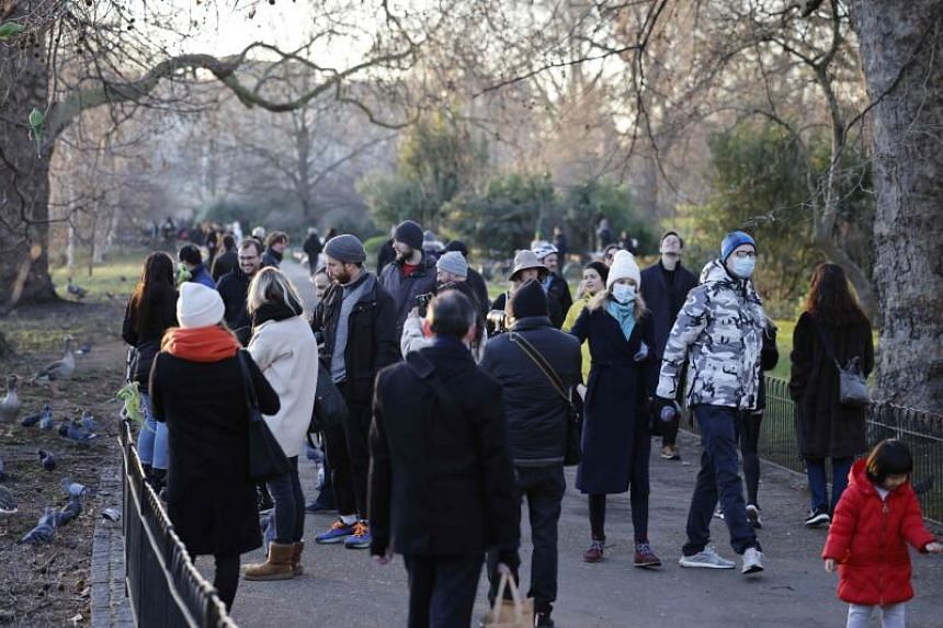 In parts of London, one in 20 people are now thought to have the disease.