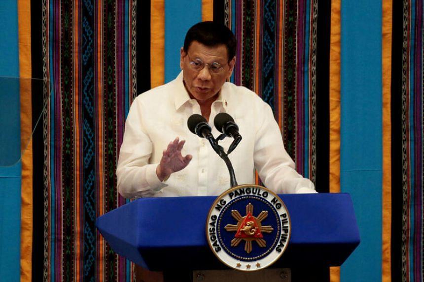 Philippine President Rodrigo Duterte had directed authorities to step up the island's rehabilitation by planting more trees.
