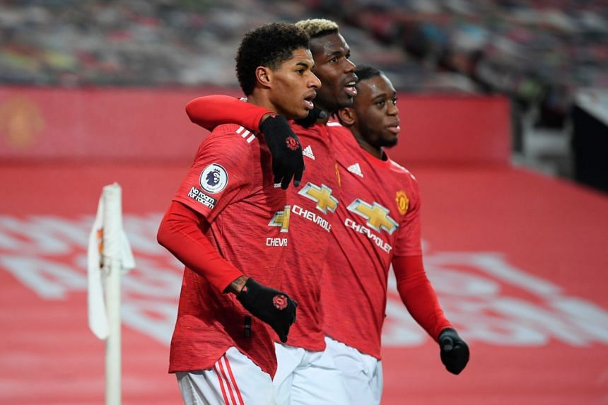 Football Manchester United V Liverpool Highlights Fa Cup Fourth Round Football News Top Stories The Straits Times