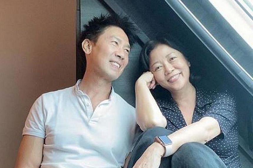 Xiang Yun and Edmund Chen