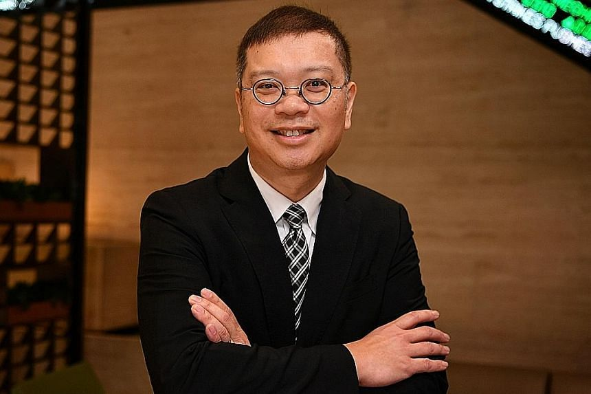 Mr Tan Boon Gin, chief executive of the Singapore Exchange Regulation, says the end goal is to shape a marketplace where the regulator's presence is hardly felt or necessary.