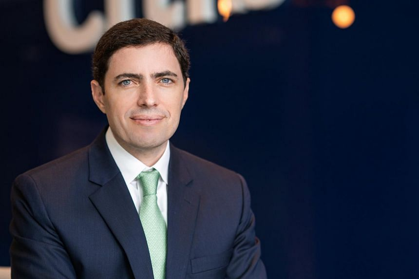 Mr Gonzalo Luchetti will move on to lead Citi's consumer banking unit in the United States from Feb 1.