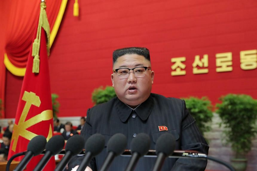 North Korean leader Kim Jong Un said last week he would expand military capabilities to better defend the country.