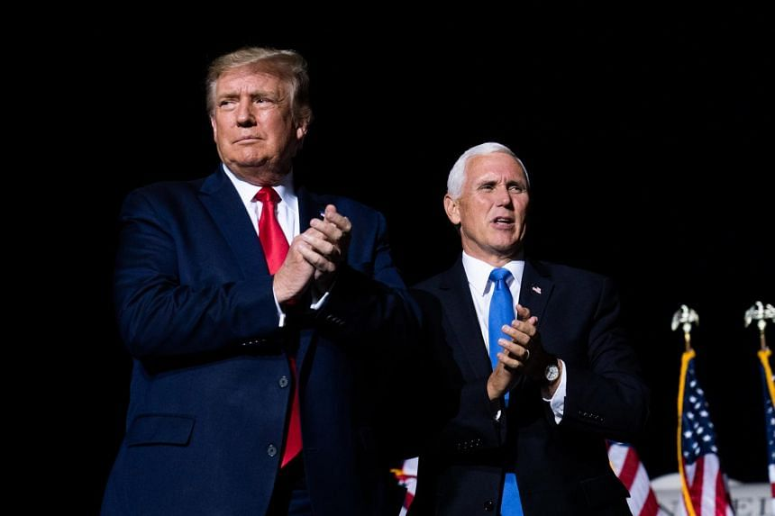 Mike Pence's refusal ensures Democrats will move ahead with a vote to impeach Mr Trump for inciting an insurrection.