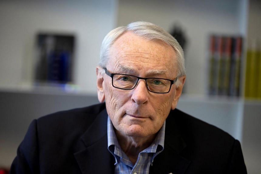 Dick Pound served as president of the World Anti-Doping Agency from 1999 to 2007.