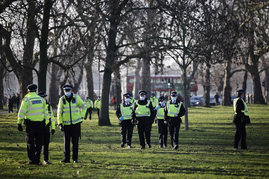 More police officers are being sent out on dedicated patrols, said National Police Chiefs Council chairman Martin Hewitt.