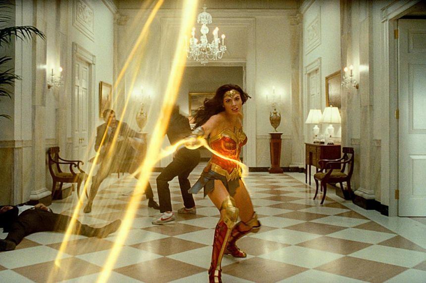 Wonder Woman 1984 earned $4.76 million in Singapore.