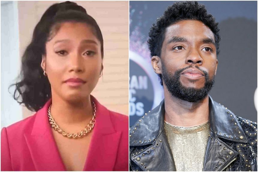 Chadwick Boseman's marriage to Simone Ledward was kept secret until after his death.