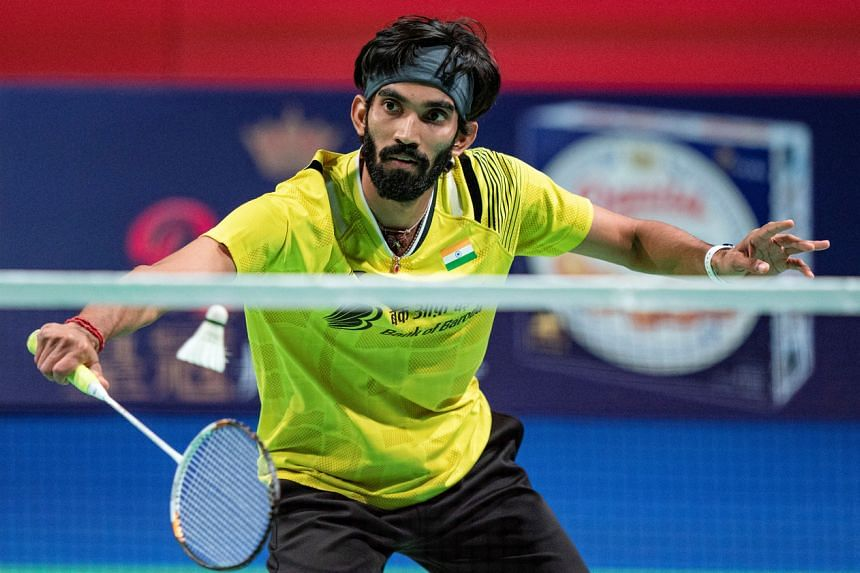 """Indian shuttler Kidambi Srikanth described tests conducted at the event as """"unacceptable""""."""